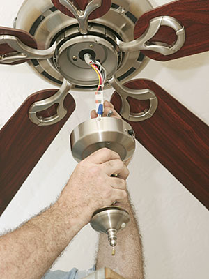 Fort bend county rosenberg and richmond ceiling fan installation well as add beauty and value to your home or business give mcnutt electric inc a call today to set up your consultation on ceiling fan installations aloadofball Choice Image